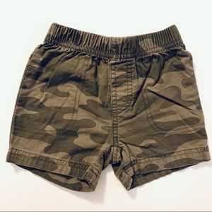 🐸2x$10🐸 Carter's Camouflage Shorts